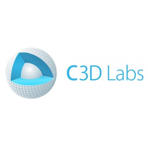 Параметрическое ядро C3D